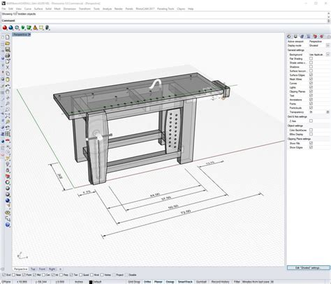 woodwork drawing software the barn workbench popular woodworking magazine