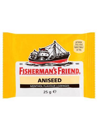 Fisherman S Friend Aniseed Menthol 25 G fisherman s friend aniseed menthol flavour lozenges 25g