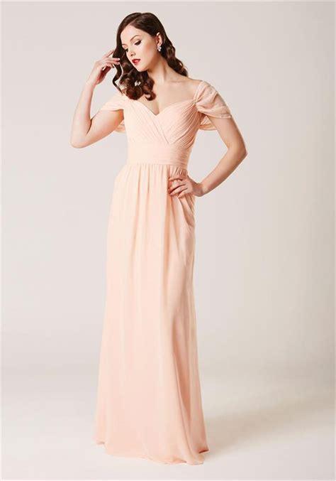 stunning blush bridesmaid dresses weddingsonline