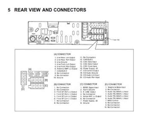 audi concert radio wiring diagram wiring diagram