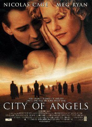 film romance fantasy city of angels is a 1998 american romantic fantasy drama