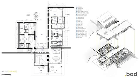 exploded floor plan revit tutorial creating exploded axons advanced