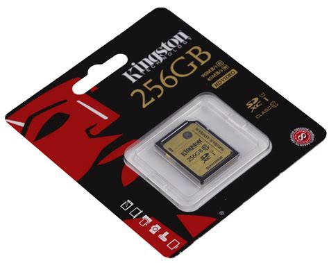Memory Card Foto kingston sdxc uhs 1 memory card 256gb review the ssd review