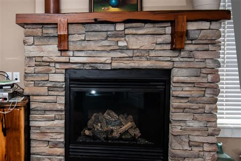 redwood mantel rustic living room other metro by