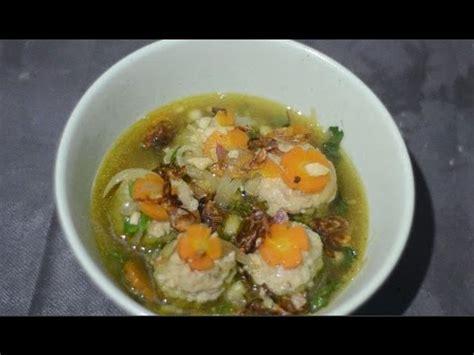 cara membuat yoghurt untuk diet menu diet cara membuat sop pare ayam untuk diet 8 youtube