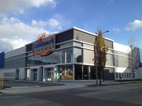 warnaar steel tech landmark cinema west kelowna bc