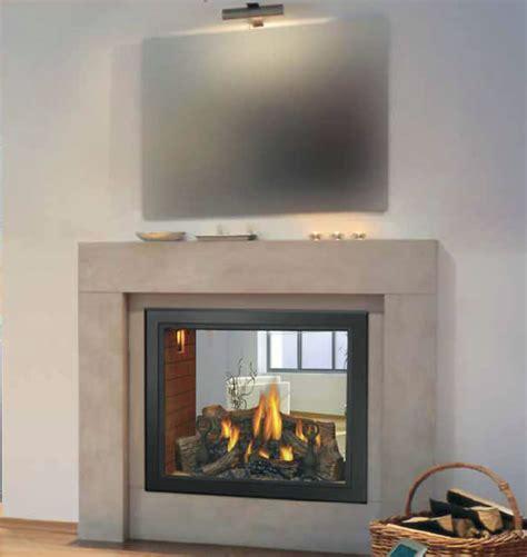napoleon high definition see thru fireplace fine s gas