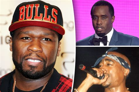 50 cent tupac watch 50 cent speaks out on claims p diddy behind 2pac
