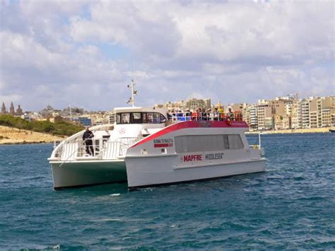 catamaran ferry malta sliema valletta ferry picture of valletta ferry services