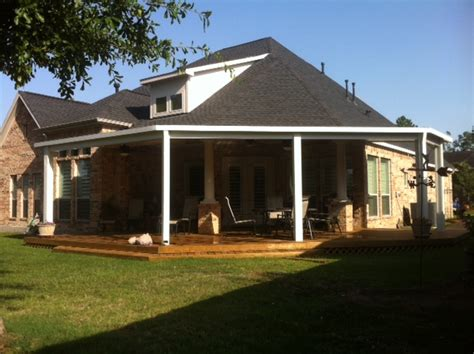 Patio Construction Houston by Houston Patio Cover Construction Lone Patio Builders