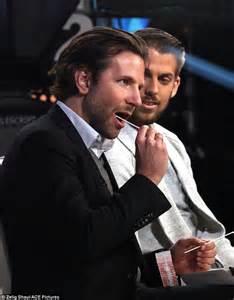anthony daniels bradley cooper bradley cooper and model irina shayk spotted making out at