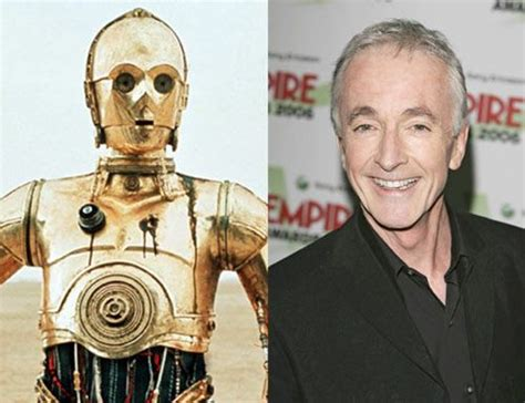anthony daniels c3p0 anthony daniels c3p0 in star wars a new hope empire