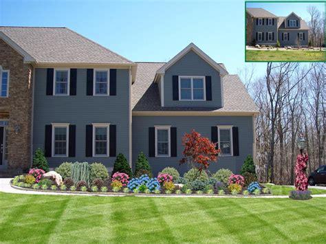 front yard design front yard landscape design madecorative landscapes inc