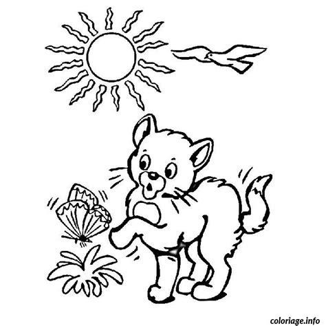 coloriage de chaton a imprimer az coloriage coloriage chaton dessin