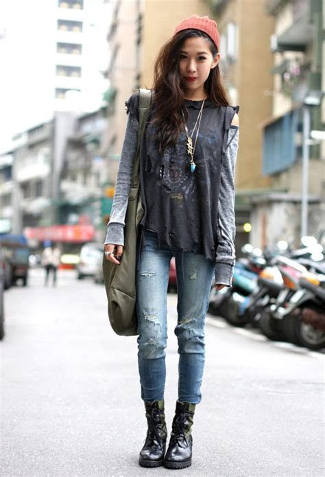 grunge style fall winter style trend grunge is back 2018