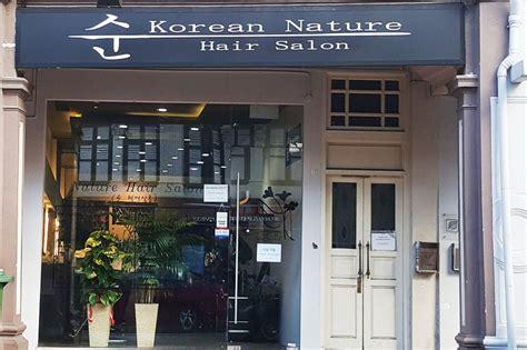 naturalistic hair salons nature hair salon 네이쳐 헤어살롱 yellowsing korean town in