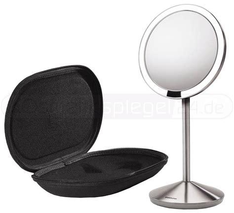 spiegel stand kosmetikspiegel kaufen maedje kg led
