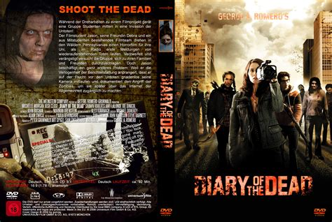 of the dead pictures diary of the dead dvd covers 2007 r2 german