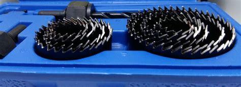 Diskon Holesaw Kayu Forstner 26 Mm holesaw kit 13 pcs buat lubang berbagai ukuran dengan mudah dan rapi harga jual