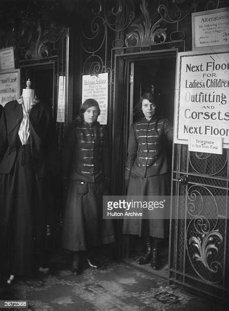 elevator operator stock   pictures getty images