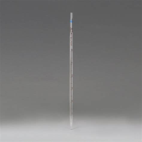 Pipet Ukurpipet Mohr 01 Ml pyrex 174 color coded mohr pipet 5 ml with 0 1 ml graduated