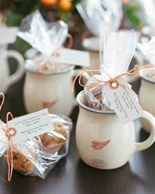 Favors Wedding Ideas by 24 Unique Winter Wedding Favor Ideas Martha Stewart Weddings