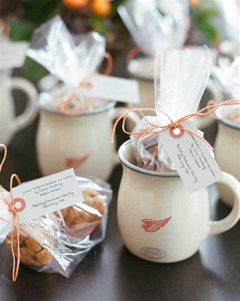 unique wedding favor ideas 32 unique ideas for winter wedding favors martha stewart