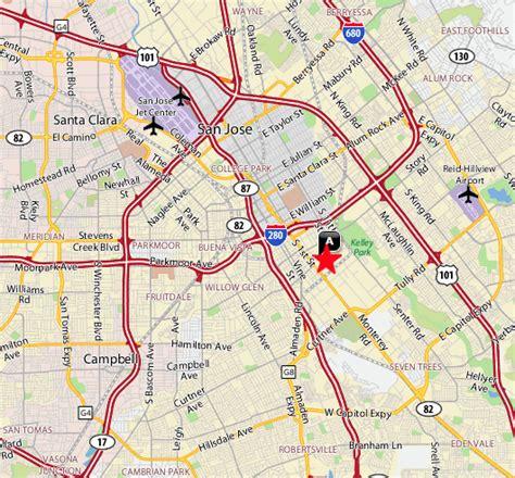 map an address batteryspec address map