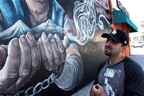 Los Angeles Wall Mural armenian genocide anniversary sparks fiery art in los