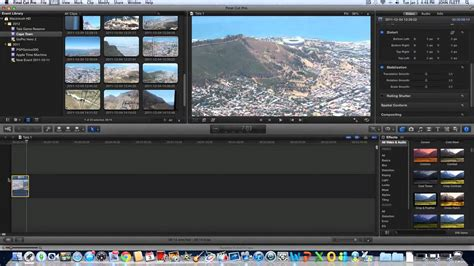 final cut pro stabilization how to stabilize videos in final cut pro x youtube
