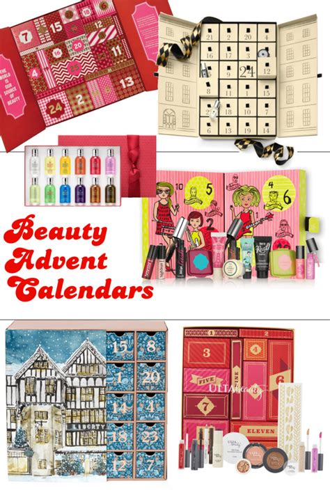Advent Calendar Makeup Best Advent Calendars 2016 Hello Subscription