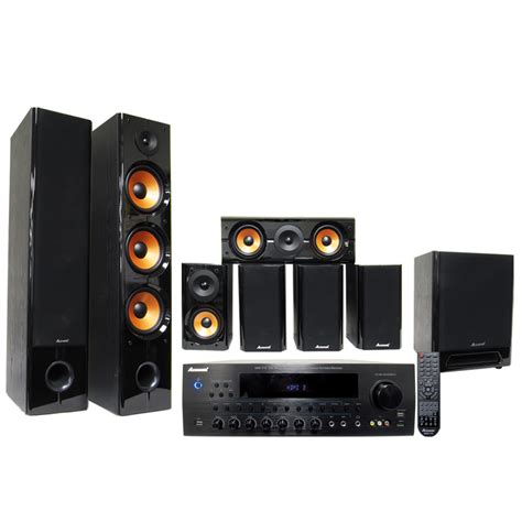 Home Theater Karaoke acesonic hkr 710 340 watt 7 1 surround sound karaoke lifier