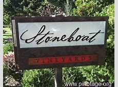 The Pinotage Club: A Visit to Stoneboat Vineyards - Video Lanny Vines Home