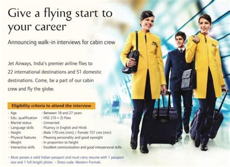 career in jet airways cabin crew image gallery jet airways flight attendant