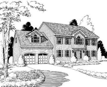 contemporary colonial house plans modern colonial 3726tm architectural designs house plans