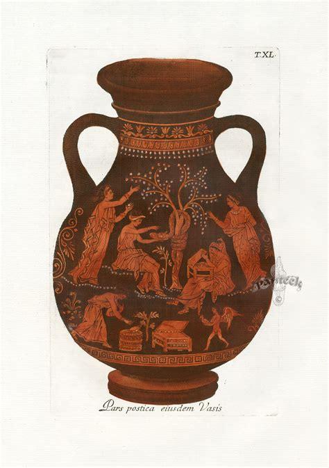 Etruscan Vase passeri etruscan vases from picturae etruscorum vasculis 1775