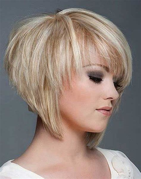 women hairstyles shorter on sides than back best 25 short layered bob haircuts ideas on pinterest