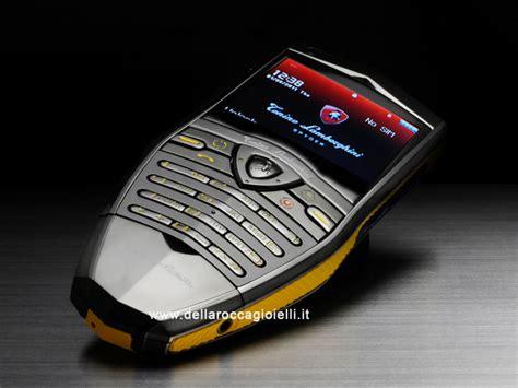 Lamborghini Mobile Price Tonino Lamborghini Spyder Mobile Phone S620 Della Rocca