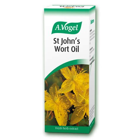 St Johns Wort Detox by A Vogel St Johns Wort 100ml As Nature Intended