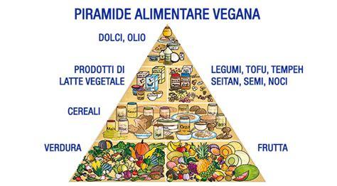 piramide alimentare vegana dieta vegana pro e contro multimedica