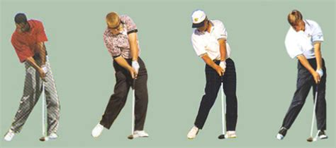 bowed left wrist golf swing pure strike golf