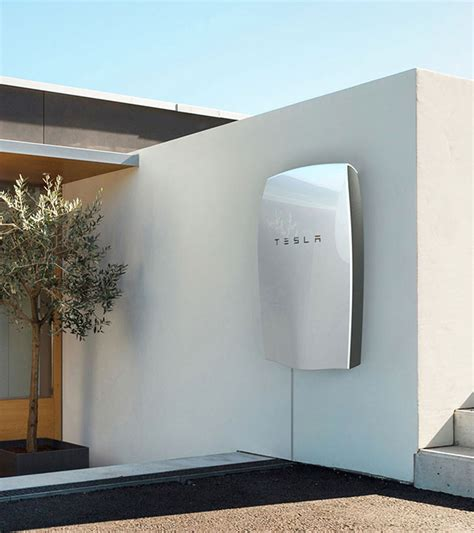 tesla home battery powerwall is a home battery that