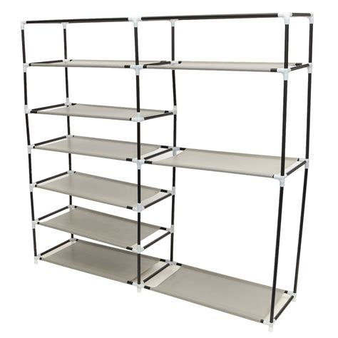 tidy storage cupboard white shoe racks organisers 6 tier covered shoes rack diy storage shelf tidy organizer cabinet
