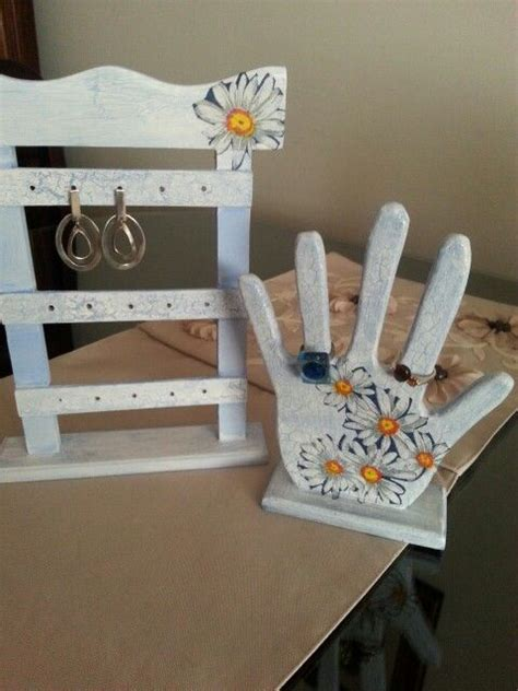 tutorial decoupage en madera 75 best porta anillos images on pinterest rings cold