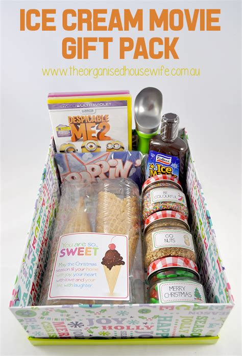 Where Can I Use My Big W Gift Card - ice cream gift box the organised housewife