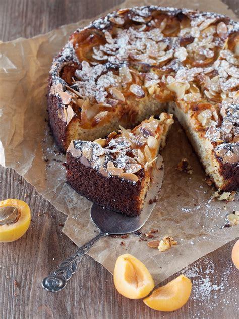 safran kuchen mandel aprikosen kuchen mit safran zum kaffee dazu