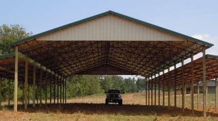 Building A Pole Barn Garage Armour Metals Pole Barn Estimator
