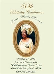 female 80th birthday party designsbydesmond