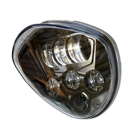 Led Light Aa Cd1 Lxl281 led headlight kit black by victory 174 motorcycles cheap cycle parts
