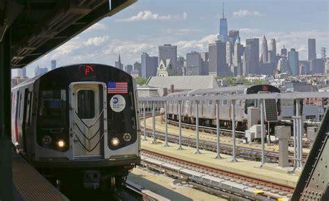 Nycs Subways Go by New York City Subway Gets 1 Billion For Improvements